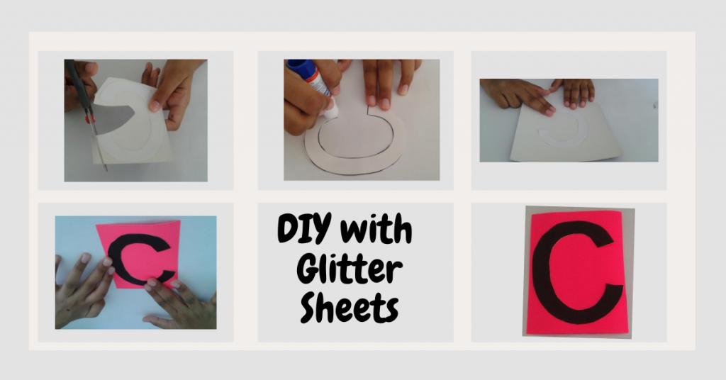 Steps to DIY Sandpaper Letters Easily
