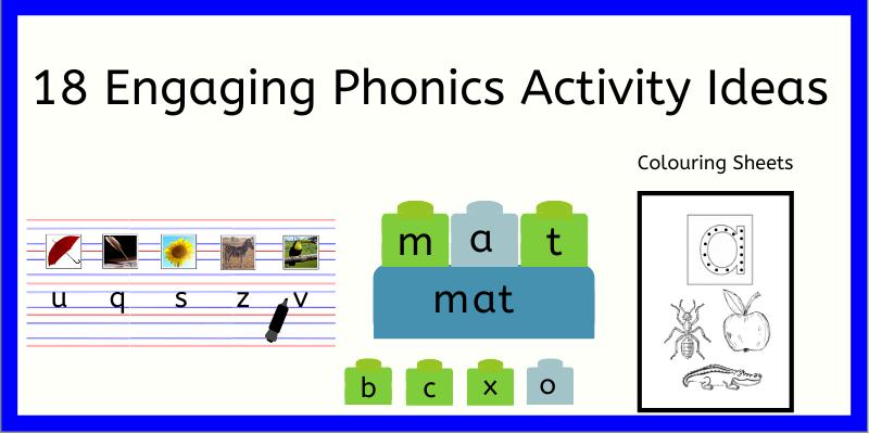 18 Engaging Phonics Activity Ideas
