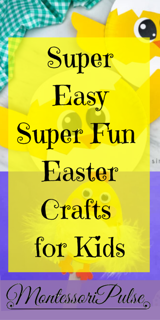 22 easy, fun and cheap Easter Crafts for Kids