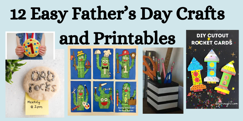 Best gifts for dad, father's day crafts